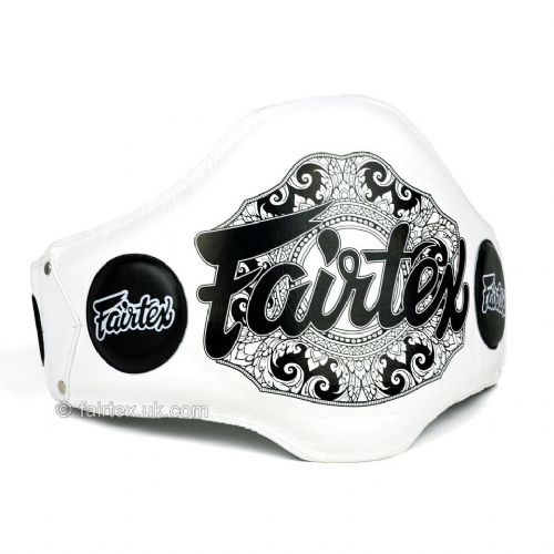 Fairtex Lightweight Belly Pad - White